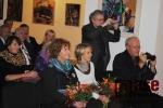 Odhalení busty Pavla Tigrida v semilském muzeu a zahájení výstavy Slovy proti totalitám