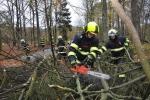 Zásahy turnovských hasičů