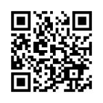 QR kód pro aplikaci Turnov v mobilu