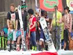 FOTO: Na nohy lyže a hurá do vody