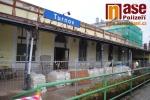 Druhá etapa rekonstrukce nádražní budovy v Turnově