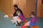 Turnaj mladších přípravek v jilemnické hale