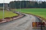 Obrazem: V říjnu a listopadu stavba areálu Hraběnka znovu pokročila