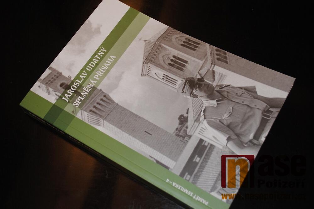 Kniha Jaroslav Udatný - Splněná přísaha<br />Autor: Petr Ježek
