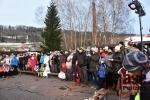 Slavnostní rozsvícení vánočního stromu ve Víchové nad Jizerou