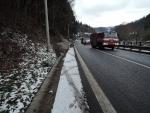 Hasiči zasahovali o víkendu u 19 nehod, u Turnova zemřel řidič
