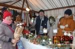 Obrazem: Vánoční řemeslnické trhy v Turnově 2017