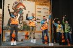 Slavnostní vyhlášení seriálu KTM ECC v bozkovské sokolovně