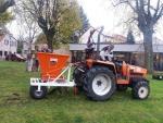 Na podzim probíhalo v Turnově několik projektů úprav zeleně