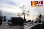 Novoroční výstup na Kozákov 2018