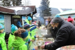 Soutěž o nejlepší novoroční česnečku v Harrachově 2018