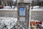Parkovací automaty v Nádražní ulici v Turnově