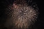 Novoroční ohňostroj v Turnově 2018