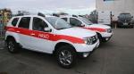 Hasiči v Libereckém kraji budou testovat čtyřkolky Duster