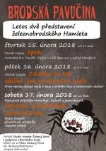 Plakát Brodská pavučina