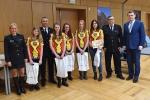Družstvo děvčat z Bozkova