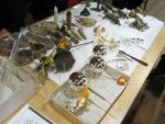 FOTO: O výrobě a historii vánočních ozdob přednášel Jiří Jákl