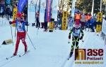 Mezikrajské závody v běhu na lyžích žactva Liberecka a Královéhradecka