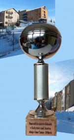 Skibobistka věnovala světový pohár Domovu důchodců v Rokytnici