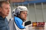 Utkání Liberecké ligy v hokeji HC Lomnice nad Popelkou - HC Slavoj Liberec