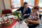 Každý rok mi přinesl důvod, proč se radovat, říká 103letá jubilantka