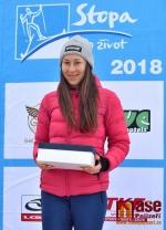 Jilemnická 50 v roce 2018 - vítězka Emilia Romanowicz