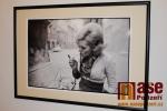 Vernisáž výstavy Černobíle fotografa Jaroslava Kučery v semilském muzeu