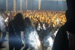 Koncert kapely Traktor v Bozkově