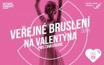 Veřejné bruslení na svatého Valentýna