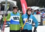 Závod Tvoje lyže mají známou tvář na Ještědu ovládl Borek Zakouřil