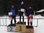 Přebor policie v běhu na lyžích 2018