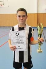 Vítězné družstvo SK Semily