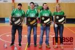 Oslavy 20 let florbalu v Turnově - čtveřice legend klubu
