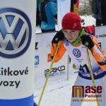 Mistrovství České republiky žactva v běhu na lyžích se jelo na tratích v Harrachově - Jiří Tuž