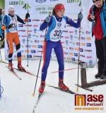 Mistrovství České republiky žactva v běhu na lyžích se jelo na tratích v Harrachově