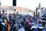 Přivítání Veroniky Vítkové na jilemnickém náměstí 2018