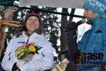 Přivítání olympioniků na vrchlabském náměstí