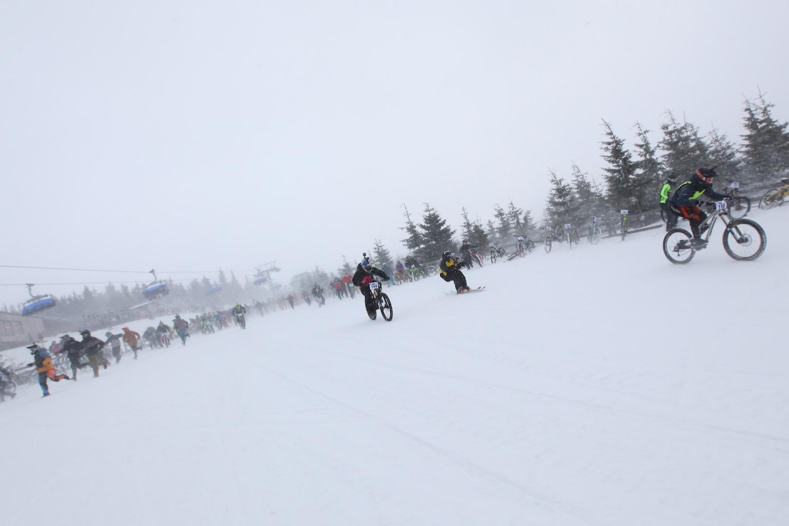 Čtvrtý ročník Chinese Downhill