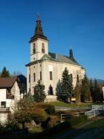 Kostel v Rokytnici nad Jizerou