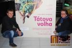Režisér Jiří Vejdělek a producent Tomáš Hoffman v semilském kině Jitřenka