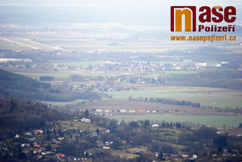 Obce Turnovska vyfocené z Kozákova<br />Autor: Petr Ježek
