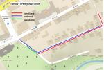 Od 6. března zahájili práce v Přemyslově ulici v Turnově
