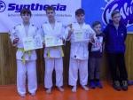 Na turnaji v Pardubicích úspěšně zápasili mladí judisté ze Semil