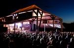 Atmosféra na koncertu v rámci Sedmihorského léta