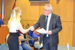 Žákyni z turnovské Žižkovky ocenili v soutěži Vezmi žlutou barvičku
