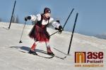 FOTO: Lyžařským karnevalem se rozloučili se sezonou ve Vejsplachách