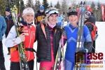 Mistrovství České repSandra Schützováubliky v běhu na lyžích dorostu a dospělých 2018