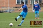 Utkání I.A třídy FC Lomnice n. P. - Jiskra Mšeno B