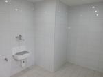 Sprchy na Městském stadionu v Semilech po rekonstrukci