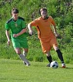 Utkání okresní fotbalové soutěže Košťálov/ Libštát C - Kruh